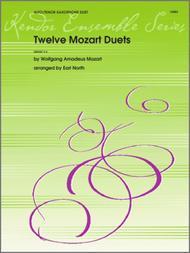 Twelve Mozart Duets (Digital Download Only)