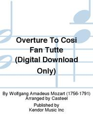 Overture To Cosi Fan Tutte (Digital Download Only)