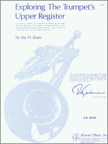 Exploring The Trumpet's Upper Register