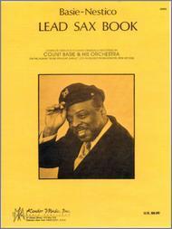 Basie-Nestico Lead Sax Book