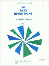 10 Jazz Inventions (altos)