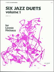 Six Jazz Duets, Volume 1