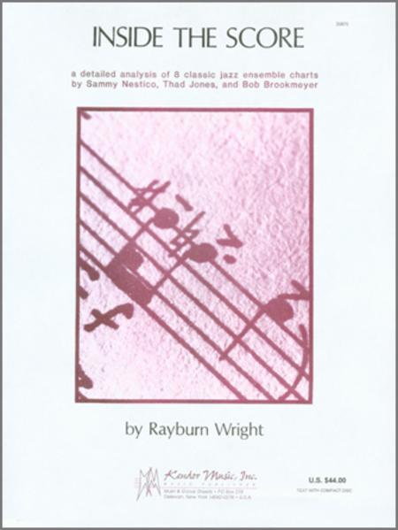 Inside The Score (Book & CD)