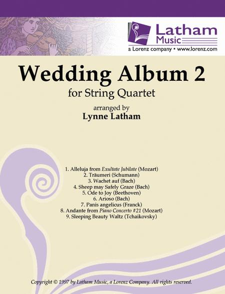 Wedding Album 2 for String Quartet