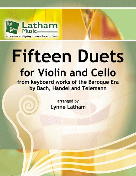 Fifteen Duets for Violin and Cello