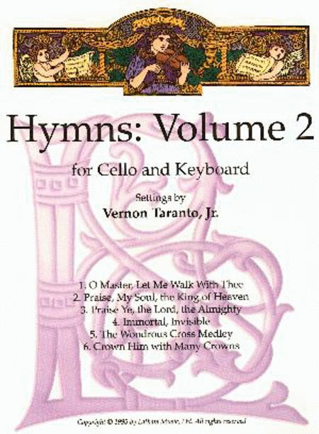 Hymns: Volume II for Cello and Piano