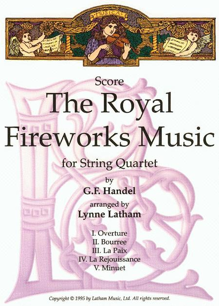 The Royal Fireworks Music