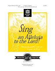 Sing an Alleluia to the Lord