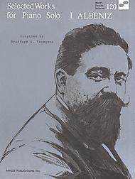 Albeniz Selected Works for Piano