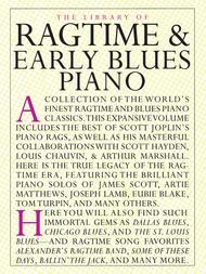 Library Of Ragtime & Early Blues Piano