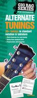 Gig Bag Book Of Alternate Tunings For All Guitarists