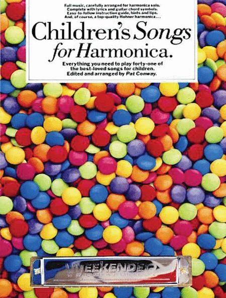 Childrens Songs For Harmonica