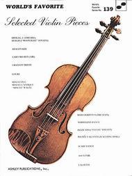 Selected Violin Pieces