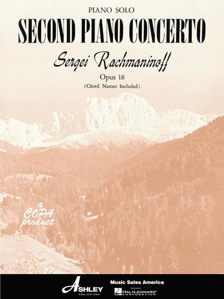 Second Piano Concerto - Piano Solo