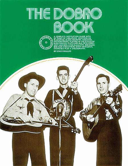Stacy Phillips: The Dobro Book