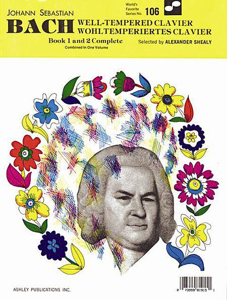 J.S. Bach Well-Tempered Clavier Books 1 & 2