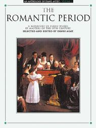 An Anthology Of Piano Music, Vol. 3 - The Romantic Period
