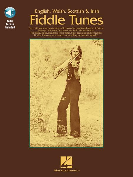 English, Welsh, Scottish, & Irish Fiddle Tunes