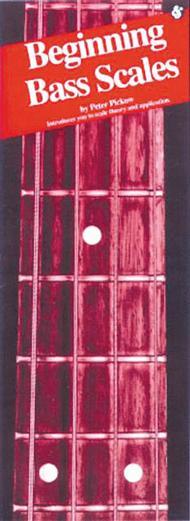 Beginning Bass Scales