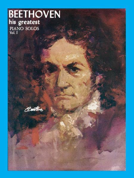 His Greatest Piano Solos, Volume 1