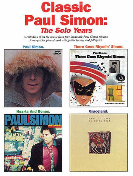 Classic Paul Simon - The Solo Years