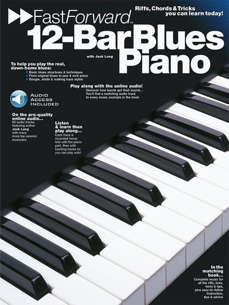 Fast Forward 12-Bar Blues Piano