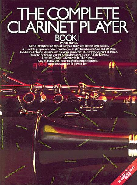 The Complete Clarinet Player - Book 1