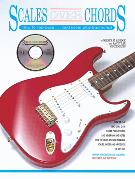 Preview Scales Over Chords By Wilbur M. Savidge (HL.14028888 ...