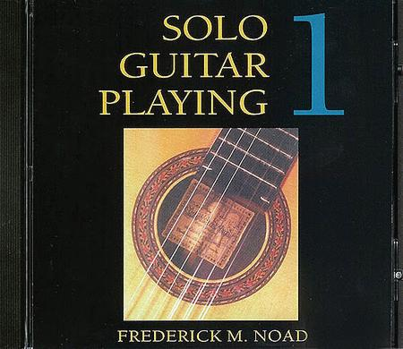 Solo Guitar Playing - Volume 1