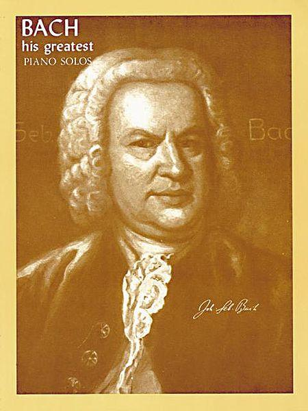 Bach His Greatest