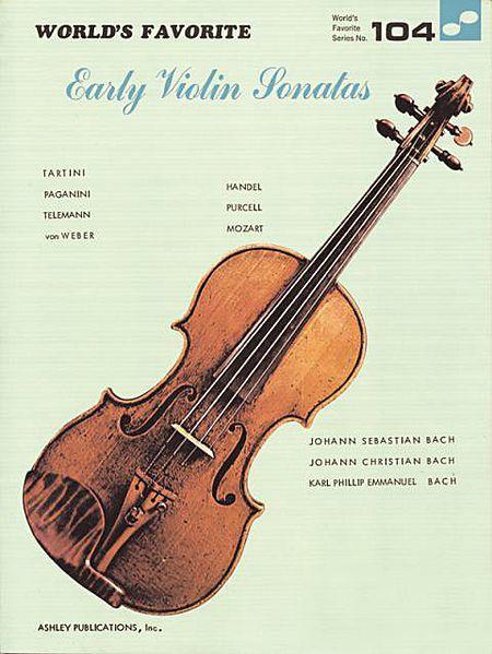 Early Violin Sonatas: (WFS 104)