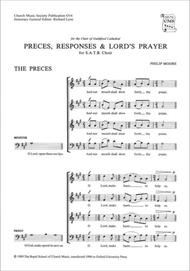 Preces and Responses with the Lord's Prayer