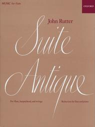 Suite Antique - for Flute and Piano