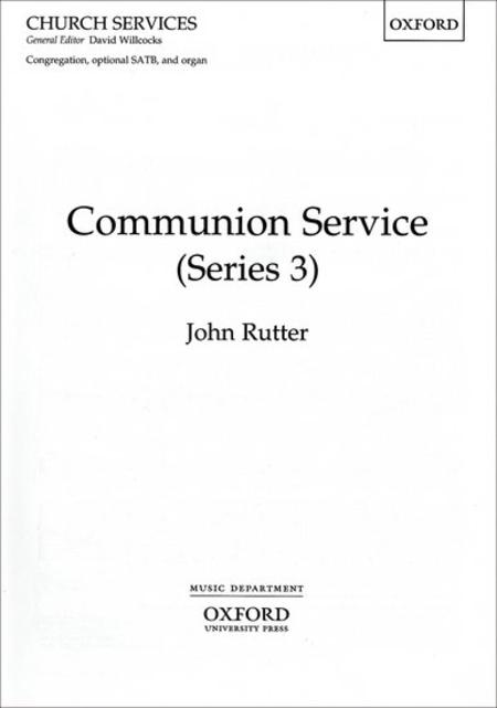 Communion Service (ASB Rite A/RC ICEL text)