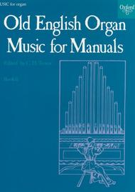 Old English Organ Music for Manuals - Book 6