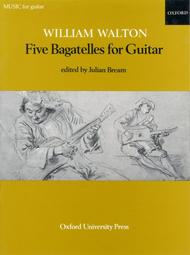 Five Bagatelles Guitar