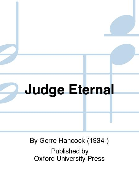 Judge Eternal