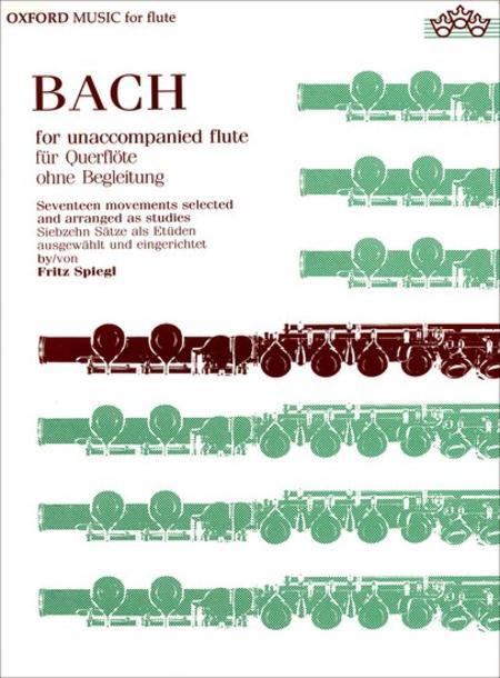 Bach for Unaccompanied Flute