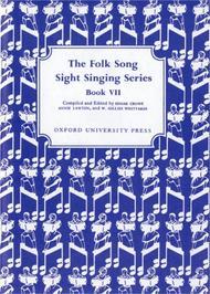 Folk Song Sight Singing - Book 7