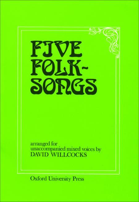 Five Folk-Songs