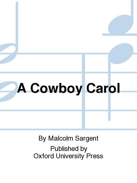 A Cowboy Carol