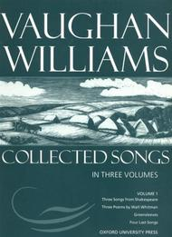 Collected Songs in Three Volumes - Volume 1