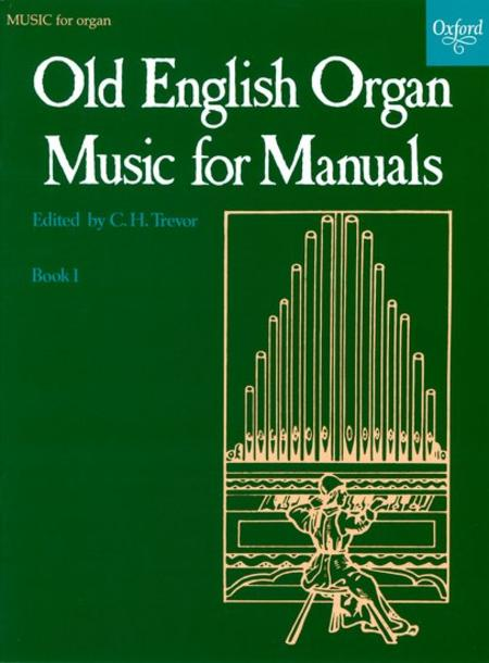 Sheet music: old english organ music for manuals book 3 (organ).