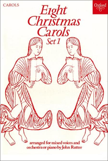 Eight Christmas Carols - Set 1