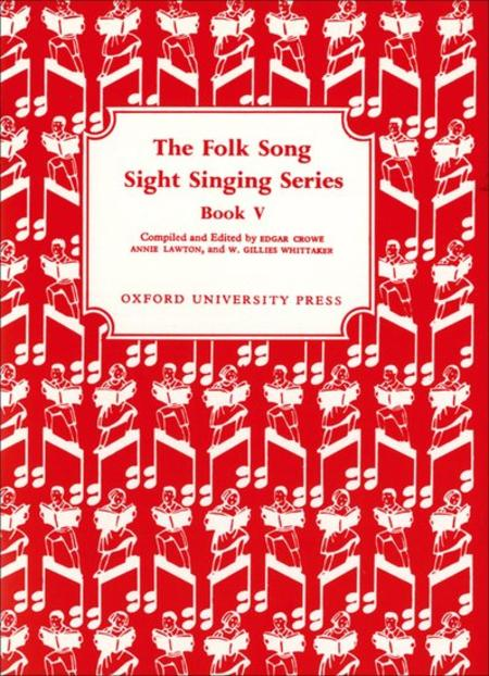 Folk Song Sight Singing - Book 5