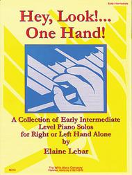Hey Look!...One Hand!