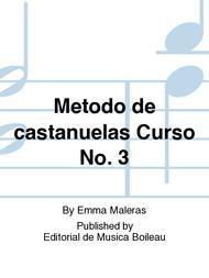 Metodo de castanuelas Curso No. 3
