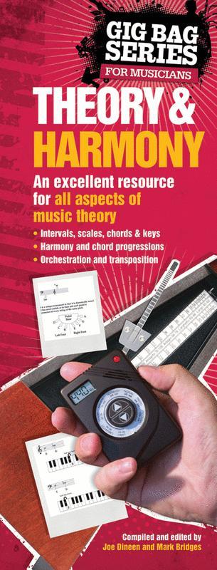 The Gig Bag Book of Theory and Harmony