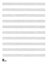 2 manuscript paper formerly 52 10 stave sheet music by various