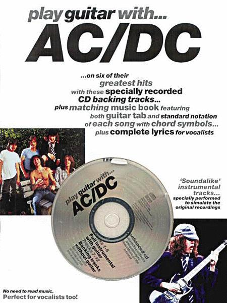 Play Guitar With...AC/DC